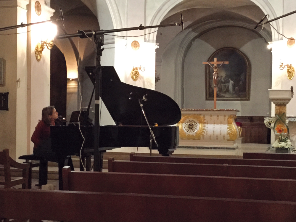 Ariane Gendrat pianiste, novembre2017