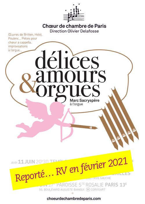 Concerts Chœur De Chambre De Paris